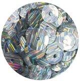Nuvo Pure Sheen Sequins - Silver Rain 1144N_