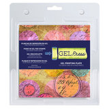 "Gel Press Gel Plate - Square 6"" x 6""_"