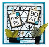 Marianne Design Craftable - Card Display Accessories CR1522_