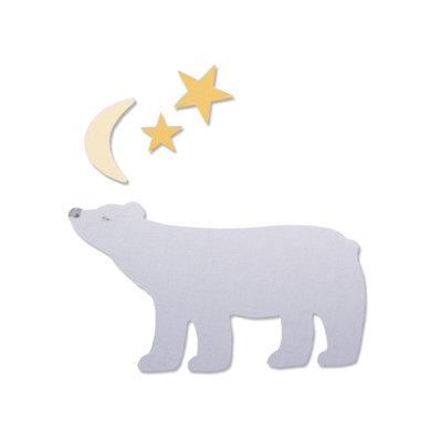 Sizzix Bigz Die - Polar Bear #2 663460