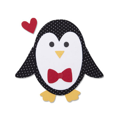 Sizzix Bigz Die - Penguin #2 663406