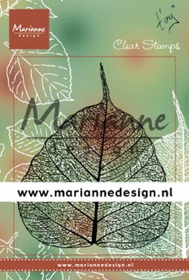 Marianne Design Stamp - Tiny's Leaf TC0877