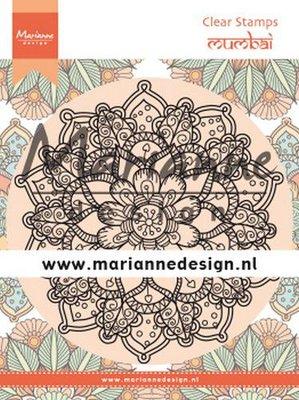 Marianne Design Stamp - Mandala Mumbai CS1034