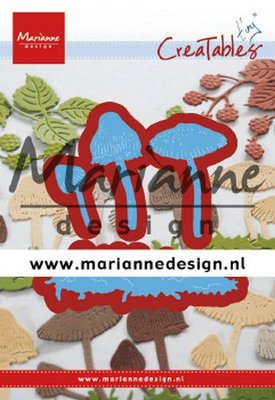 Marianne Design Creatable - Tiny's Mushrooms LR0623