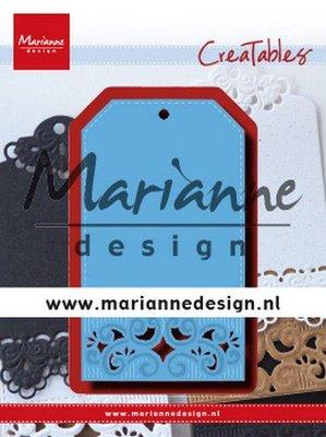 Marianne Design Creatable - Classic Label LR0617