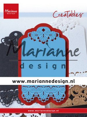 Marianne Design Creatable - Brocante Label LR0616