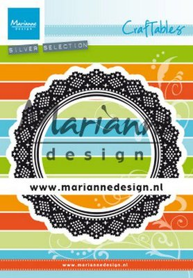 Marianne Design Craftable - Shaker Doily CR1474