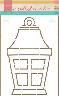 Marianne Design Craft Stencil -  PS8039