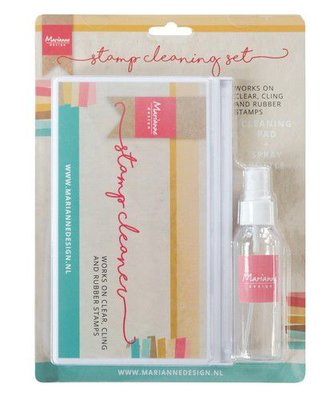 Marianne Design Stamp Cleaning Set  LR0021