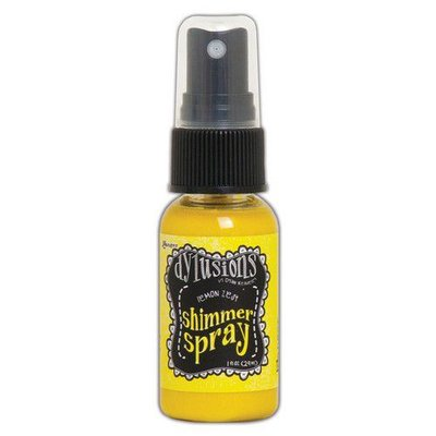 Ranger Dylusions Shimmer Spray - Lemon Zest DYH68372