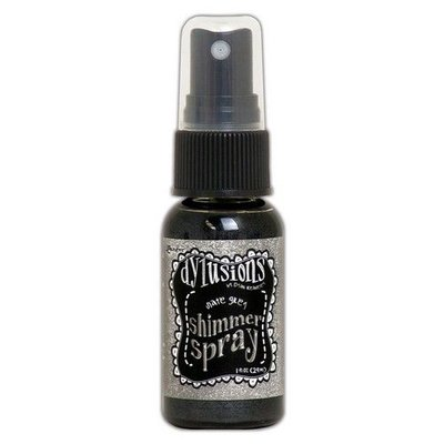 Ranger Dylusions Shimmer Spray - Slate Grey DYH68426