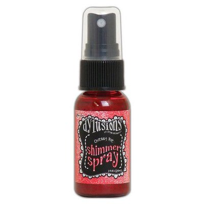 Ranger Dylusions Shimmer Spray - Cherry Pie DYH68341