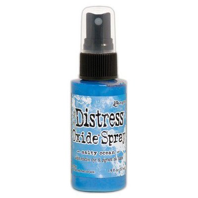 Ranger Distress Oxide Spray - Salty Ocean TSO67849