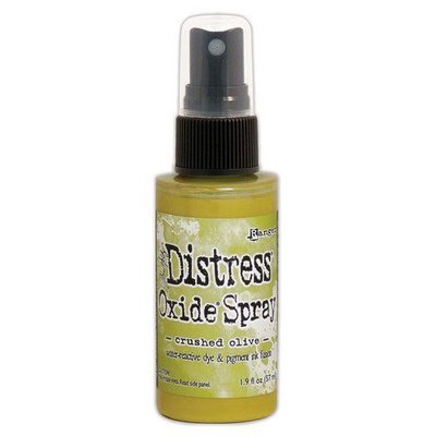 Ranger Distress Oxide Spray - Crushed Olive TSO67641
