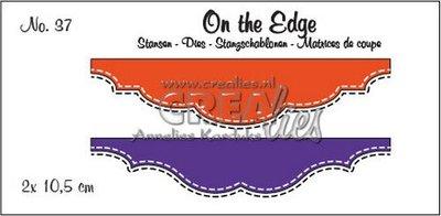 Crealies On the Edge  37