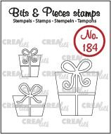 Crealies Bits & Pieces 184 - Gifts CLBP184