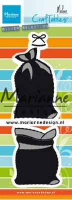 Marianne Design Craftable - Presents Bag by Marleen CR1487