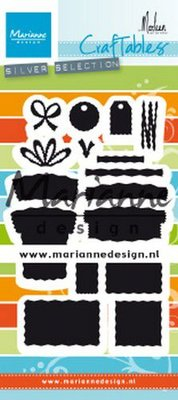 Marianne Design Craftable - Presents by Marleen CR1488