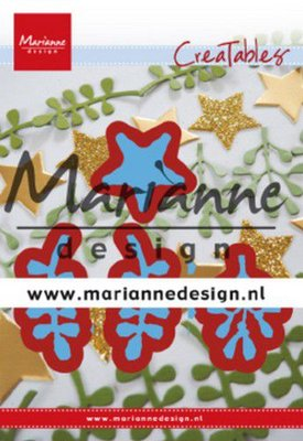 Marianne Design Creatable - Christmas Green LR0634