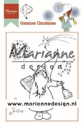 Marianne Design Stamp - Hetty's Gnomes HT1649