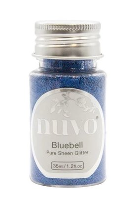 Nuvo Pure Sheen Glitter - Bluebell 1114N