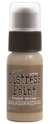 Ranger Distress Paint - Frayed Burlap TDD36371