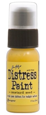 Ranger Distress Paint - Mustard Seed TDD36395