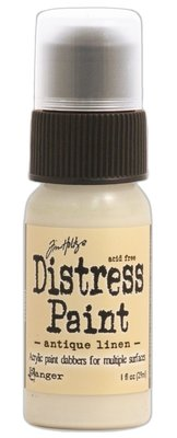 Ranger Distress Paint - Antique Linen TDD36272