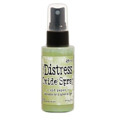 Ranger Distress Oxide Spray - Old Paper TSO67788