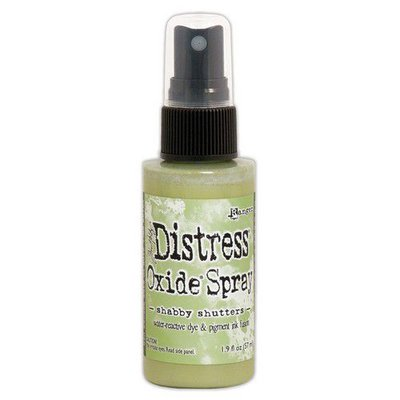 Ranger Distress Oxide Spray - Shabby Shutters TSO67870
