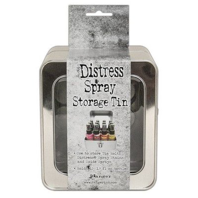 Ranger Distress Spray - Storage Tin TDA68068