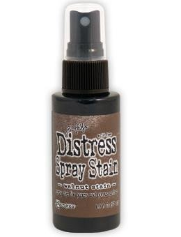 Ranger Distress Spray Stain - Walnut Stain TSS42600