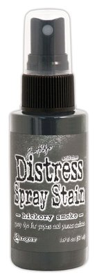 Ranger Distress Spray Stain - Hickory Smoke TSS44123
