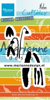 Marianne Design Craftable - Snow Drop by Marleen CR1490