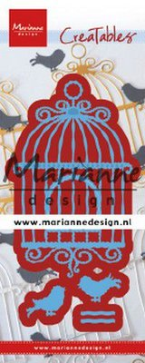 Marianne Design Creatable - Bird Cage L LR0639