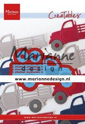 Marianne Design Creatable - Truck LR0641
