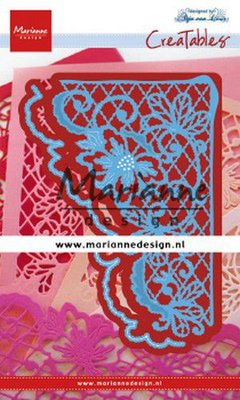Marianne Design Creatable - Anja's Flower Corner LR0642