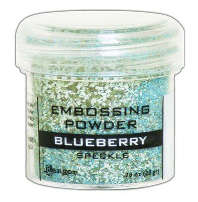 Ranger Embossing Poeder Speckle - Blueberry EPJ68624