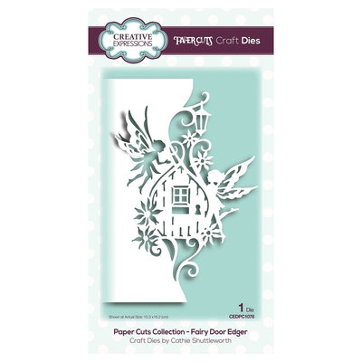 Creative Expressions Die - Fairy Door Edger