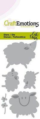 CraftEmotions Die - Sheep