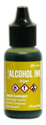 Ranger Alcohol Ink - Dijon TAL70146
