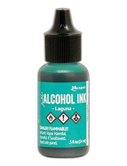 Ranger Alcohol Ink - Laguna TAL70184