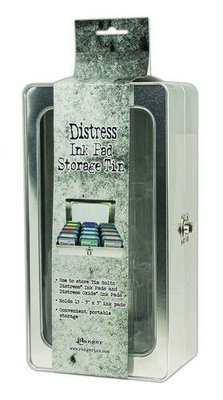 Ranger Distress Ink Pad - Storage Tin TDA68075 (pre-order)