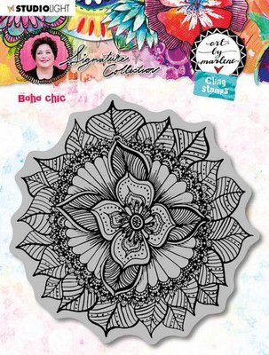 Studio Light Cling Stamp - Art by Marlene 5.0 no. 45