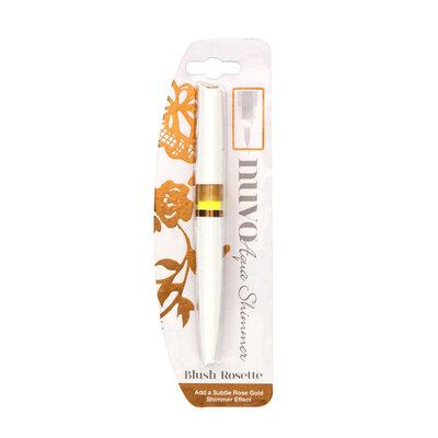 *pre-order* Nuvo Aqua Shimmer Pen - Blush Rosette 878N