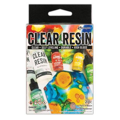 *Pre-order* Ranger Clear Resin Kit INK69768