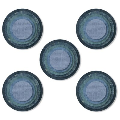 Sizzix Thinlits Die - Stacked Circles 664437
