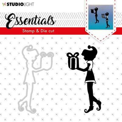 *Pre-order* Studio Light Stamp & Die - Essentials no. 43