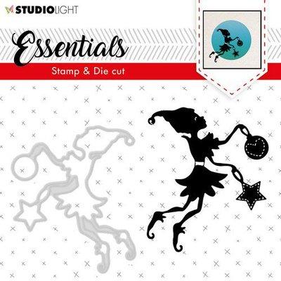 *Pre-order* Studio Light Stamp & Die - Essentials no. 44