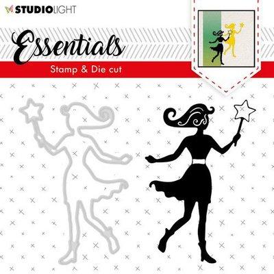 *Pre-order* Studio Light Stamp & Die - Essentials no. 45
